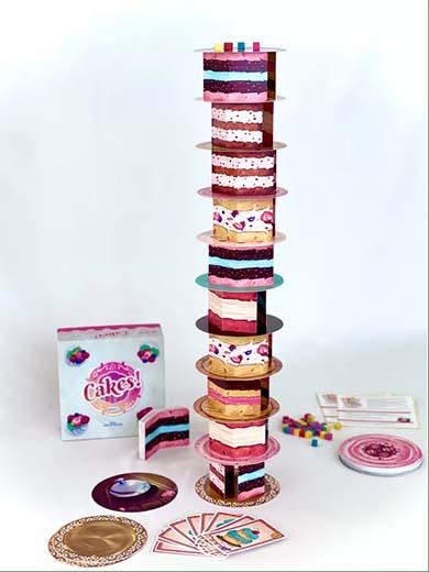Componentes de Cakes