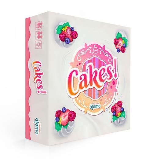 Portada de Cakes