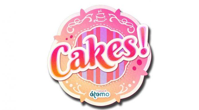 Logotipo de Cakes