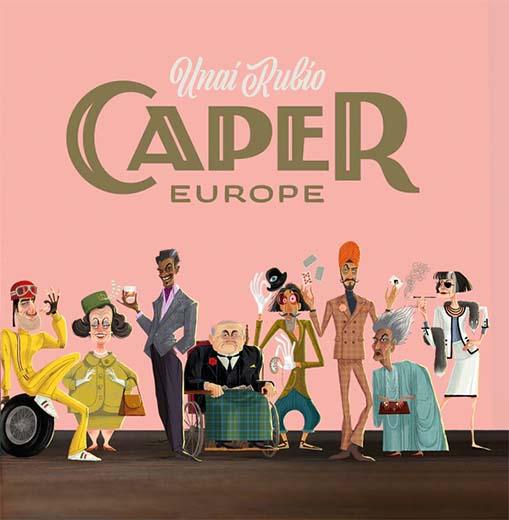 Arte de Caper Europe