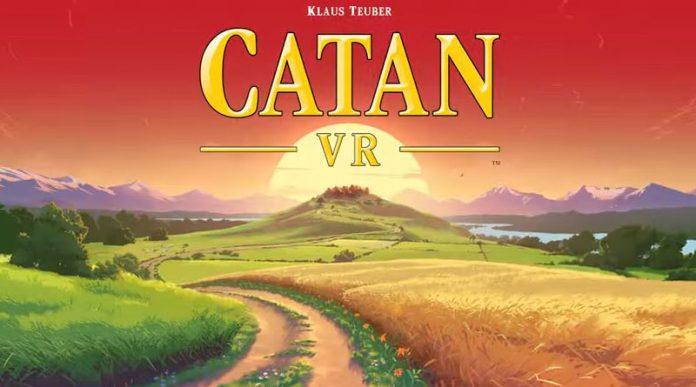 Inicio de Catan VR