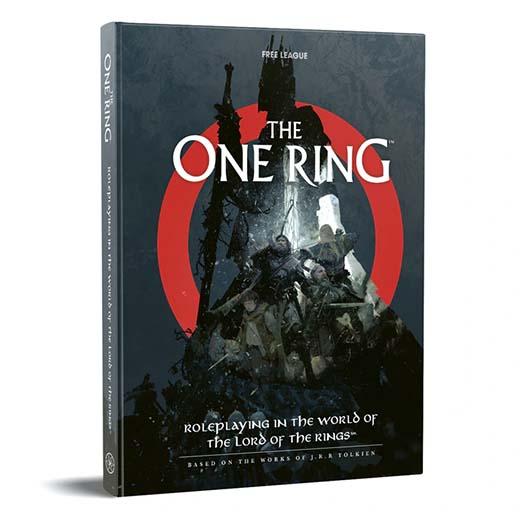 Portada de la segunda edición de El anillo único
