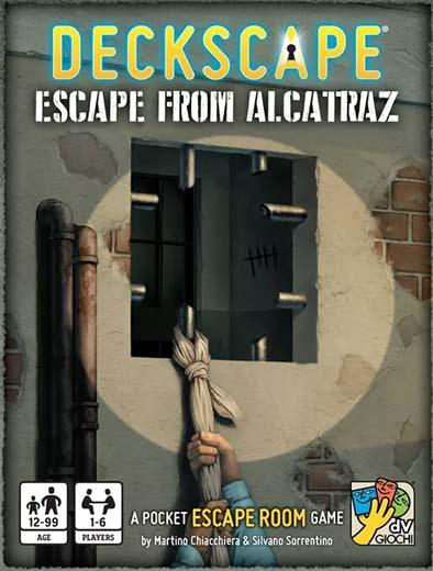 Portada de ¡Escapa! Fuga de Alcatraz