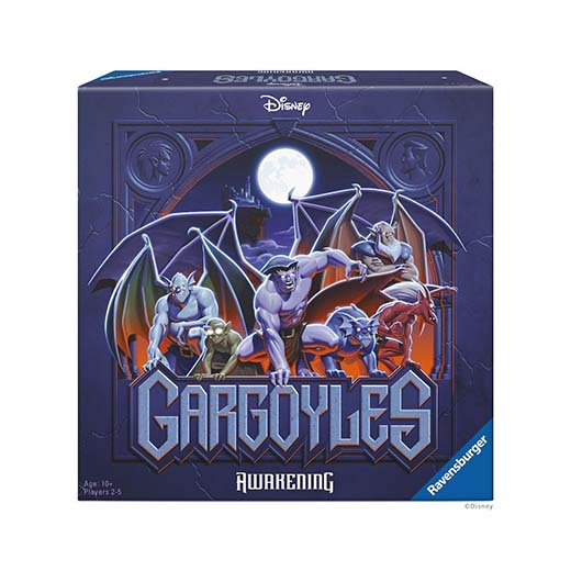 Portada de Gargoyles: Awakening