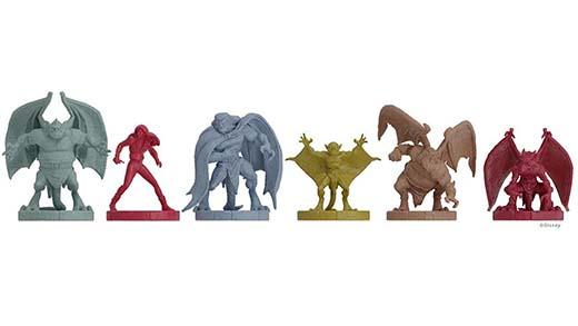 Miniaturas de Gargoyles: Awakening