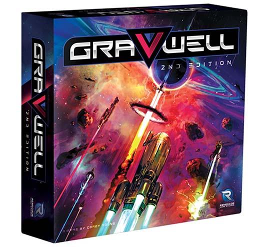 Portada de la segunda edición de Gravwell