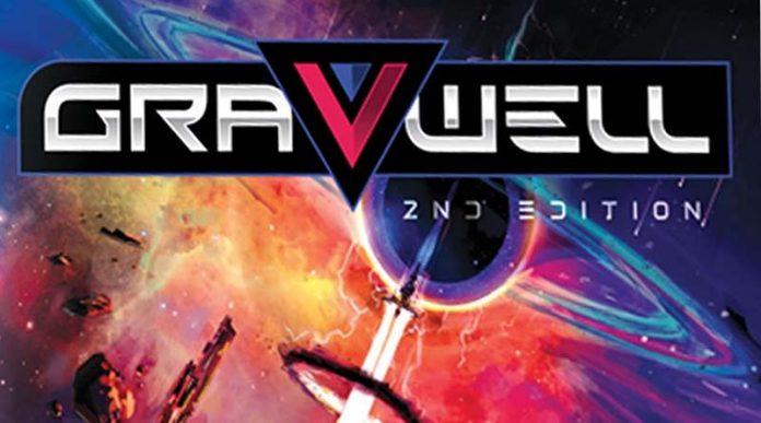 Logotipo de la segunda edición de Gravwell