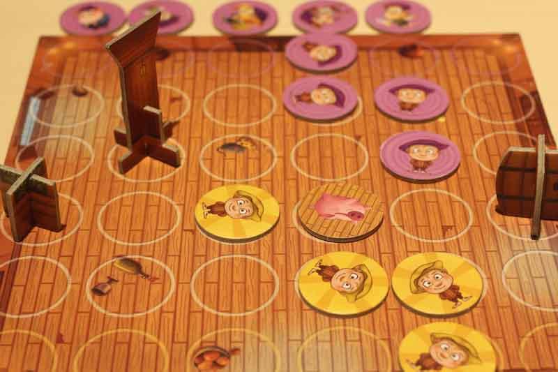 Jugando a Hatflings!