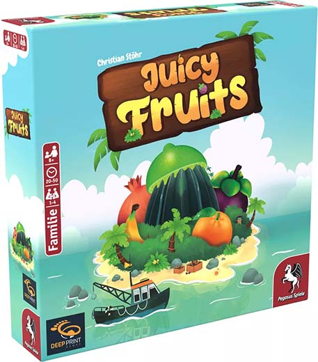 Portada de Juicy Fruits