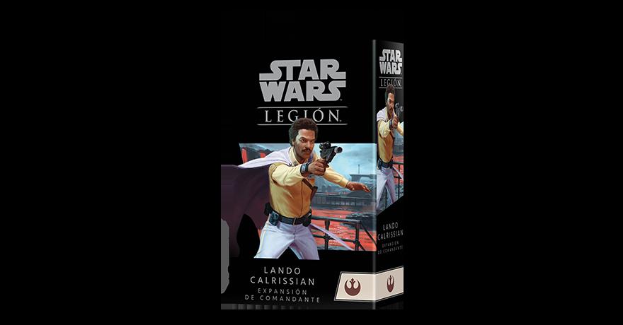 Caja de Lando Calrissian