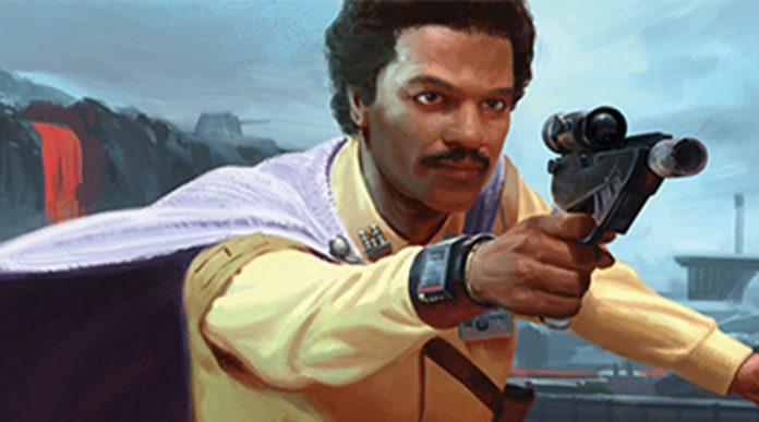 Imagen Lando de Star Wars