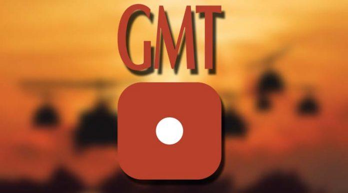 Logotipo de GMT One