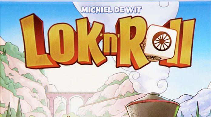 Logotipo de Lok'n'Roll