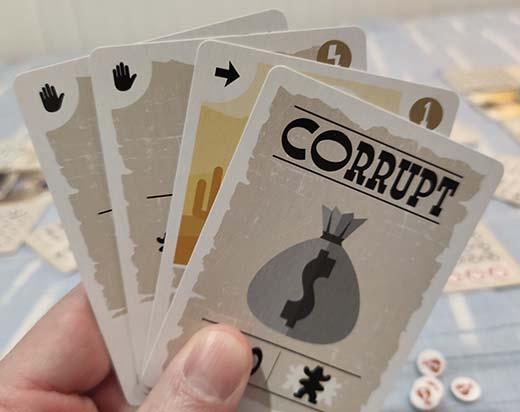 Cartas de Marshal Corrupto