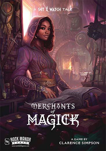 Portada de Merchants of Magick