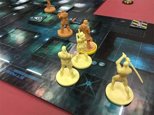 Prototipo de Metal Gear Solid: The Board game