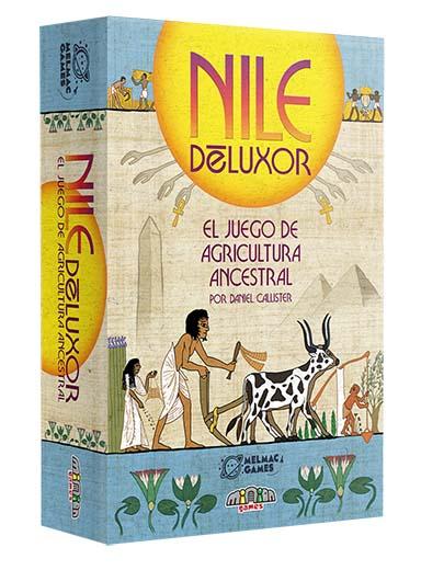 Portada de Nile Dluxor