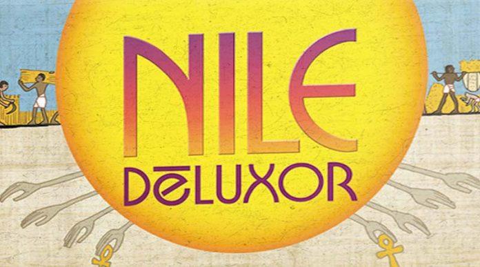Logotipo de Nile deLuxor
