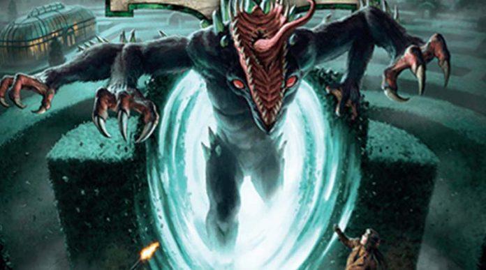 Detalle de la portada de Secrets Order