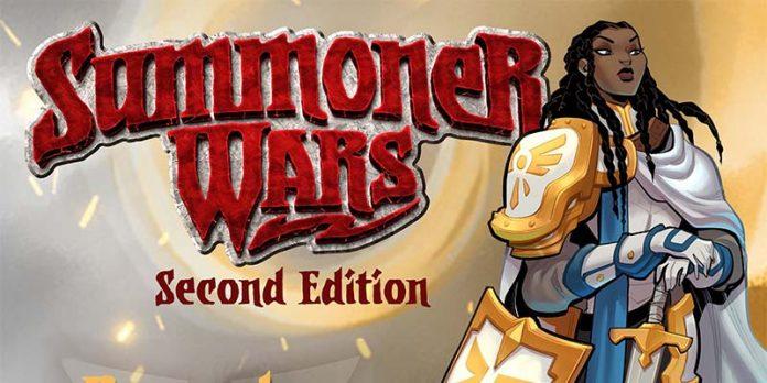 Imagen presentación Summoner Wars 2ª edición