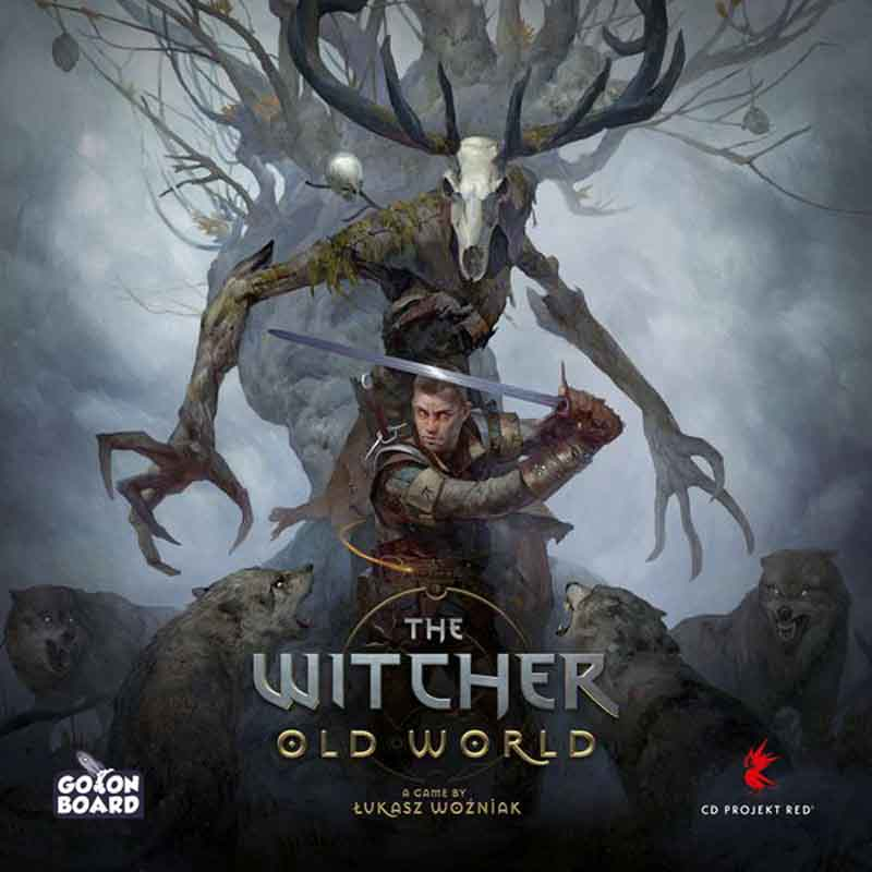 Imagen del juego The Witcher: Old World