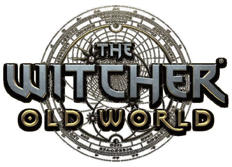 Logo del juego The Witcher: Old World