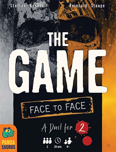 Portada de The Game Face to Face