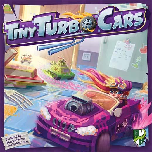 Portada de Tiny-Turbo-Cars