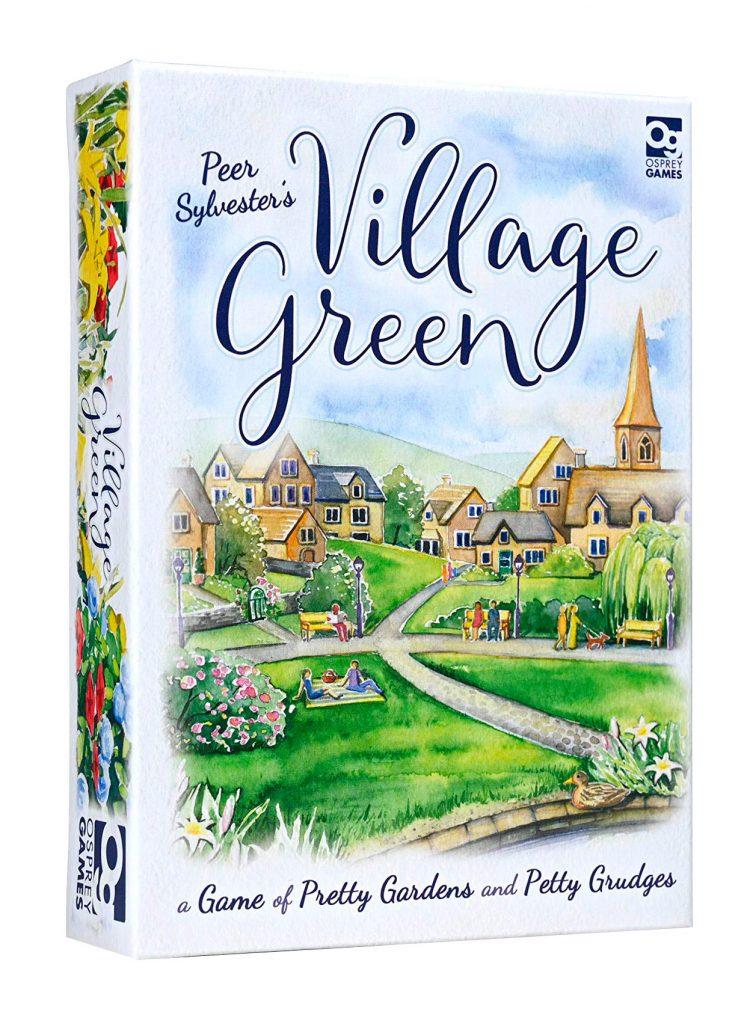 Caja del juego Village Green