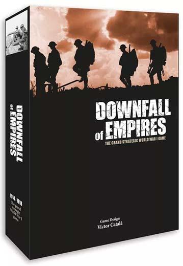 Portada de Downfall of Empires