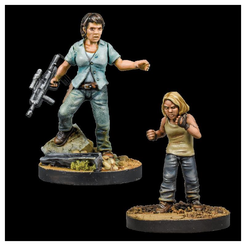Nuevo booster de The Walking Dead: All Out War con Maggie