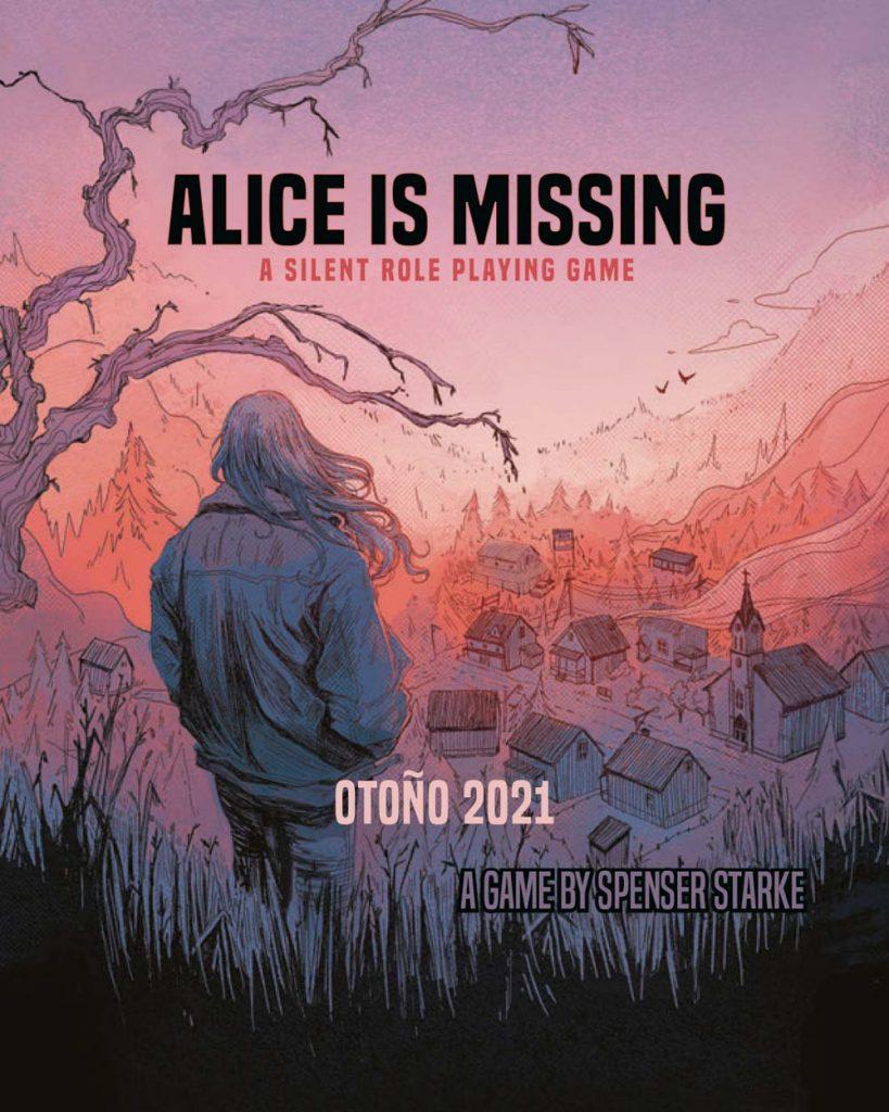 Portada del juego Alicia ha desaparecido