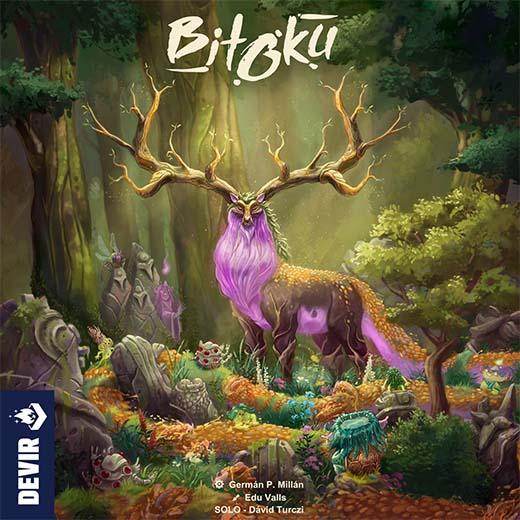 Portada de Bitoku