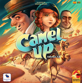 Caja Camel Up 2.0
