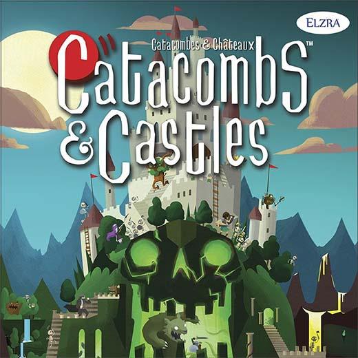Catacombs and Castles Segunda Edición portada