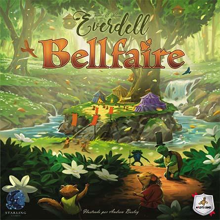 Portada de Everdell: Bellfaire