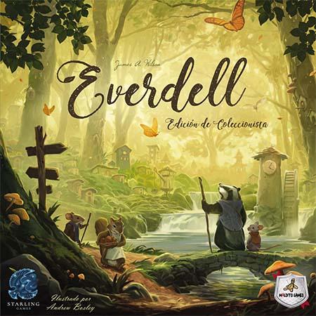 Portada de Everdell edición Coleccionista