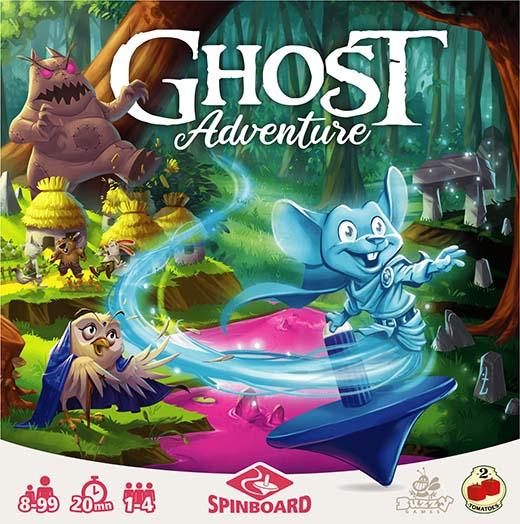 Portada de Ghost Adventures