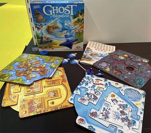 Componentes de Ghost Adventures