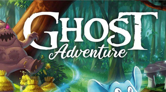 Logotipo de Ghost Adventures