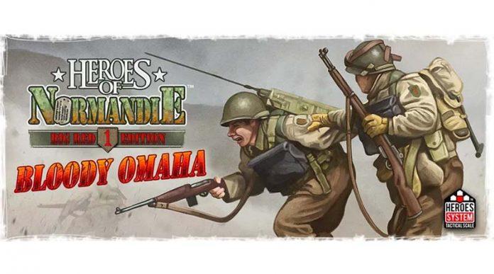 Arte del juego de mesa Heroes of Normandie: Big Red One Edition