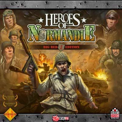Portada de Heroes of Normandie: Big Red One Edition