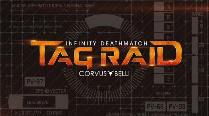 Logotipo de Infinity Deathmatch TAG Raid