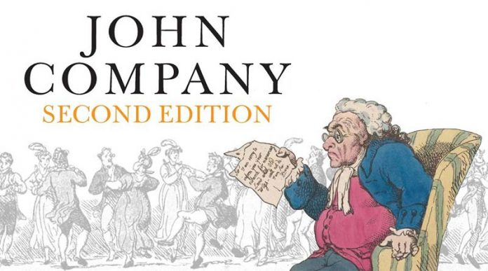 Ilustracion de John Company segunda edición