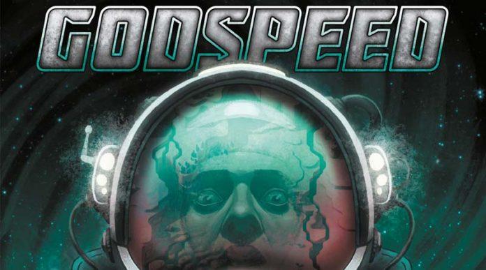 Portada del juego Godspeed de Devir