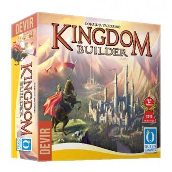 Juego Kingdom Builder de Devir