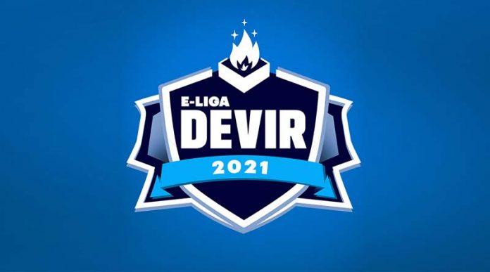 Logotipo de La E-Liga de Devir