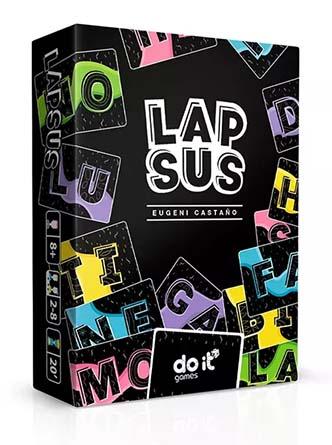 Portada de Lapsus