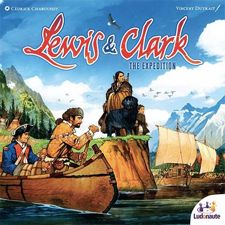 Portada de Lewis & Clark
