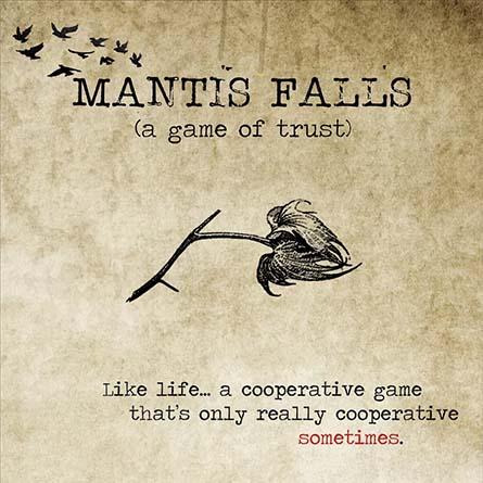 Portada de Mantis Falls